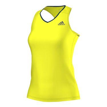 adidas Club Tank - Neon Yellow