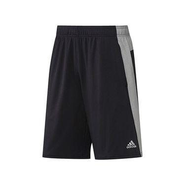 adidas Aeroknit Burnout Short - Black/Grey
