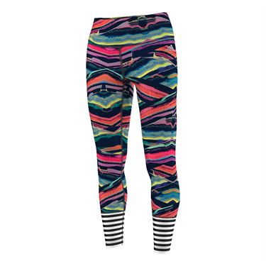 adidas Performer Printed Tight - Multi Color