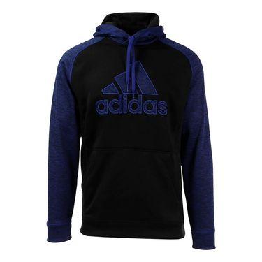 adidas Team Issue Logo Hoodie - Black/Ink