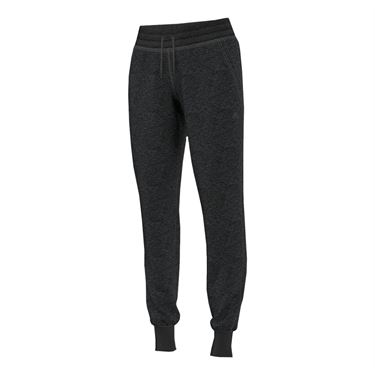 adidas Team Issue Fleece Jogger Pant - Black/Heather