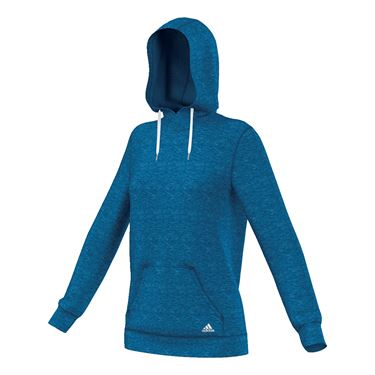 adidas Ultimate Fleece Hoodie - University Blue
