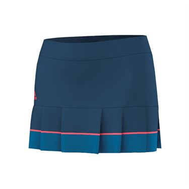 adidas all Premium Skirt LONG - Steel/Flash Red