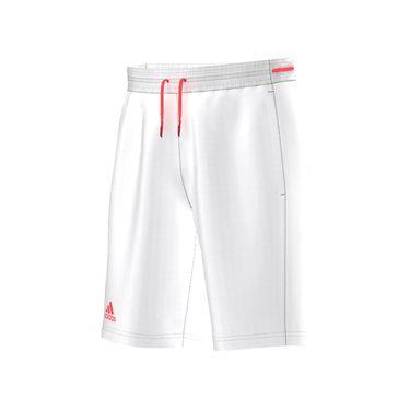 adidas Club Bermuda Short - White