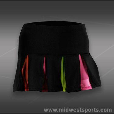 Lucky in Love Girls Rainbow Pleat-o-Rama Skirt