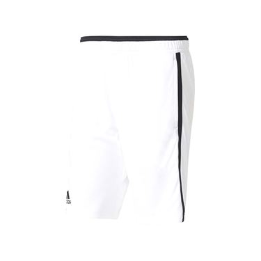 adidas advantage Bermuda Short - White/Black
