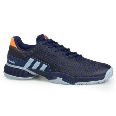 adidas Barricade 2017 Junior Tennis Shoe