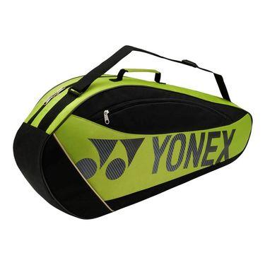 Yonex Club Series 3 Pack Tennis Bag - Lime