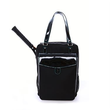 Cortiglia Brisbane Black Tennis Bag