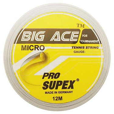 Pro Supex Big Ace Micro 19 Tennis String