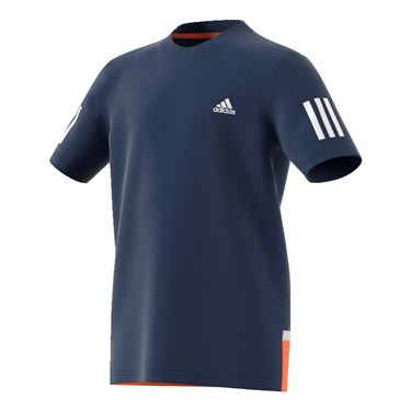 adidas Boys Club Crew - Mystic Blue