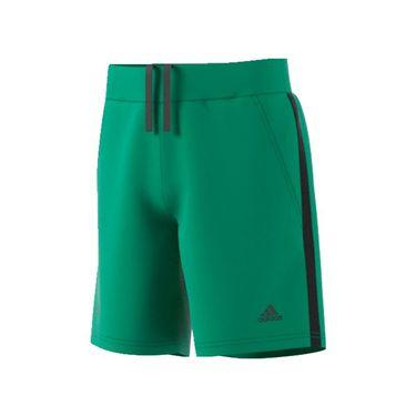adidas Boys Roland Garros Shorts - Core Green/Black