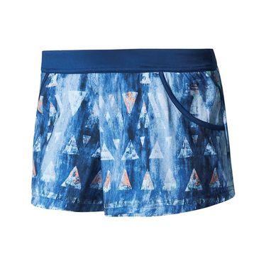 adidas Melbourne Line Short - Mystery Blue