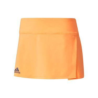 adidas Melbourne Line Skirt - Glow Orange