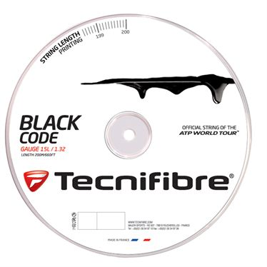 Tecnifibre Black Code 15L (660 ft.) REEL