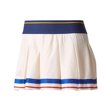 adidas NY Skirt - White/Gold