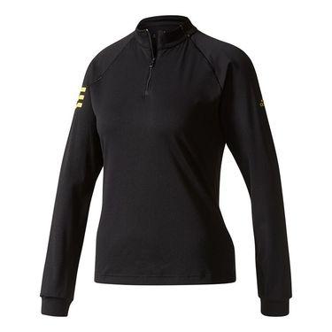 adidas Club Midlayer 1/4 Zip - Black