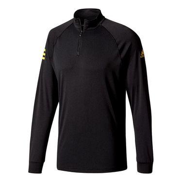 adidas Club 1/2 Zip Midlayer - Black