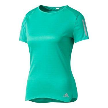 adidas Short Sleeve Training Top - Core Green