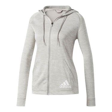 adidas Sport 2 Street Hoodie - Medium Grey