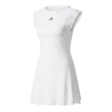 adidas London Line Dress - White