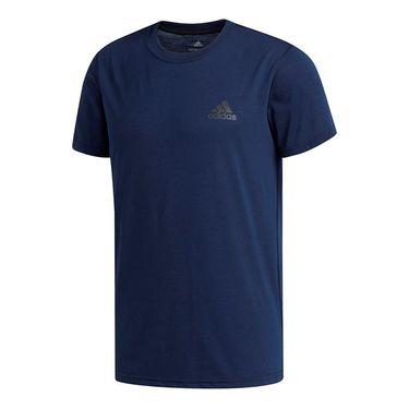 adidas Ultimate Short Sleeve Tee - Navy