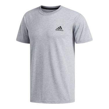 adidas Ultimate Short Sleeve Tee - Light Grey
