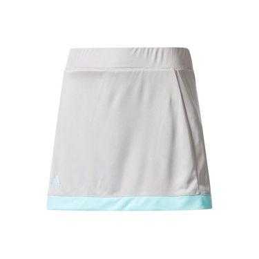 adidas Girls Court Skirt - Grey