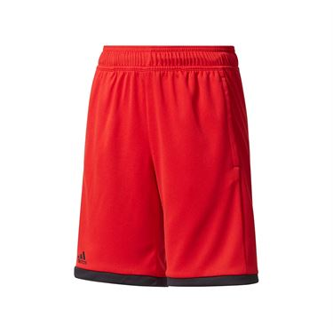 adidas Boys Court Short - Scarlet