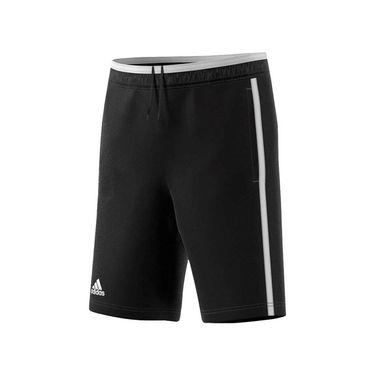 adidas advantage Bermuda Short - Black/White