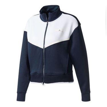 adidas Stella McCartney Barricade Jacket - Legend Blue/White