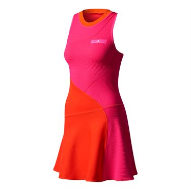 adidas Stella McCartney Barricade Dress - Core Red