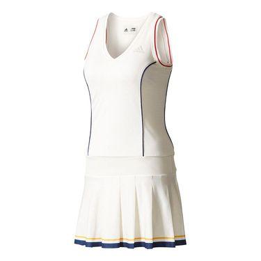 adidas NY Solid Dress - White