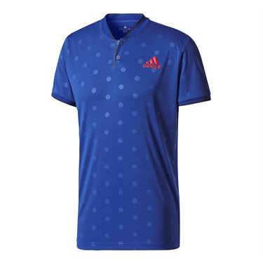 adidas London US Series Polo - Mystery Ink