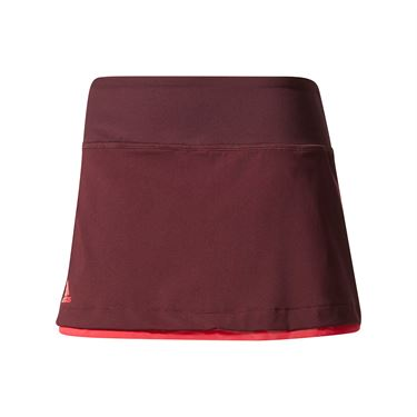 adidas US Series Skirt - Dark Burgundy