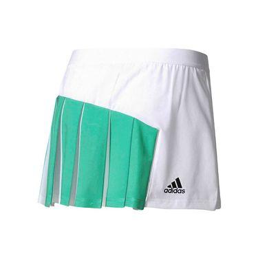 adidas Roland Garros Skirt LONG - White