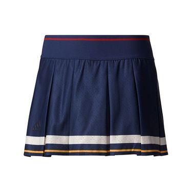 adidas NY Skirt - Dark Blue/Scarlet