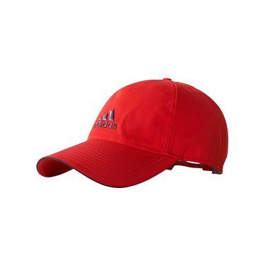 adidas Tennis Climalite Hat - Scarlet/Dark Burgundy