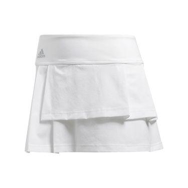 adidas Advantage Layered Skirt - White