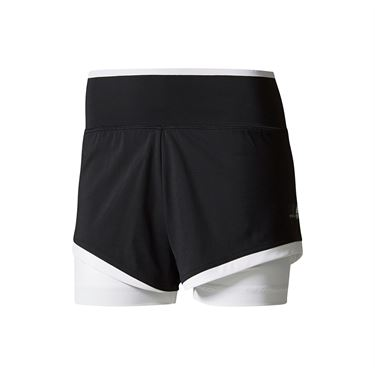 adidas Stella McCartney ClimaChill Short - Black/White