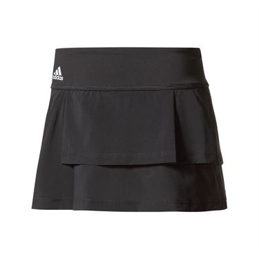 adidas Advantage Layered Skirt - Black