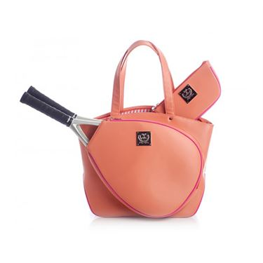 Court Couture Cassanova Epi Tennis Bag - Sherbet