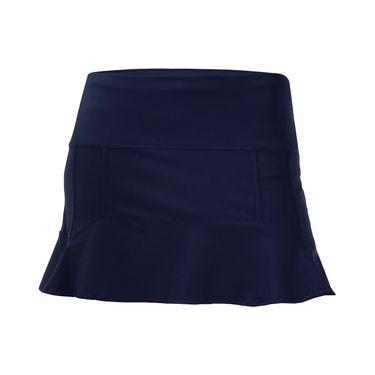 Lucky in Love La Boheme Power Hi Lo Skirt - Midnight