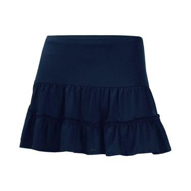 Lucky in Love La Boheme Long Hi Lo Skirt - Midnight