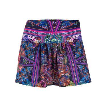 Lucky In Love Athena Pocket Skirt - Midnight