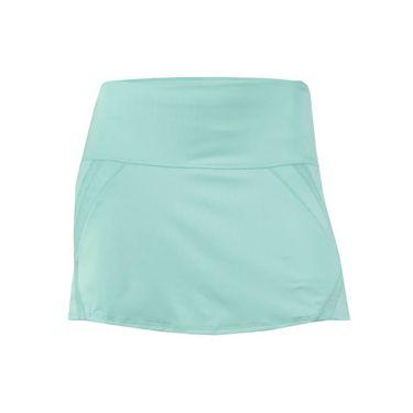 Lucky in Love Desert Shore Zipline Skirt - Lagoon