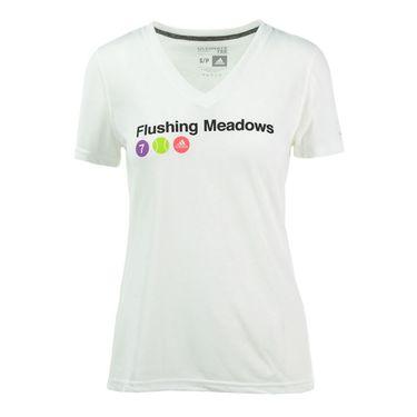 adidas Flushing Meadows US Open Tee - White
