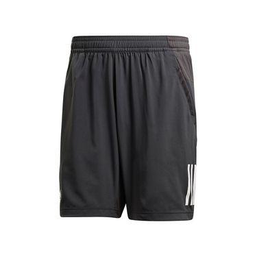 adidas Club 3 Stripes Short - Bold Onix