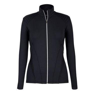 Chrissie Full Zip Jacket - Black
