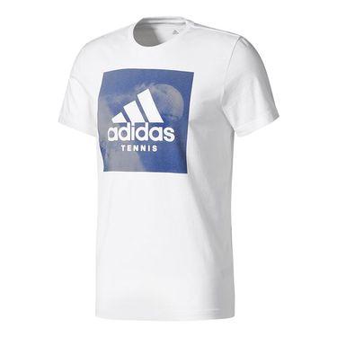 adidas Tennis Tee - White